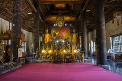 Buddha av norr Laos Royaltyfri Bild