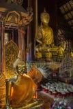 Wat Phantao - Chiang Mai - Thailand royaltyfria foton