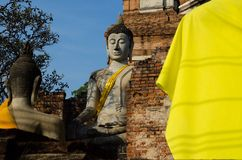 Buddha-ayotaya Stockfoto