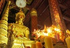 Buddha Ayutthaya Obrazy Stock
