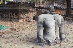 Buddha in Ayutthaya Royalty Free Stock Images
