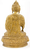 buddha bakre sikt Arkivfoton