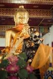 Buddha  Bangkok, Thailand Royalty Free Stock Images