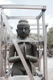 buddha be Royaltyfria Bilder