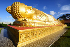 Buddha. Is A beautiful statue, Songklha, Thailand stock image
