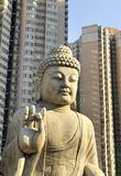Buddha in Beijing, China Royalty Free Stock Photos