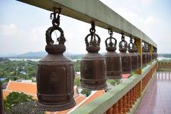 Buddha bells Stock Photography