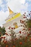 buddha biel złoty pagodowy Obrazy Stock