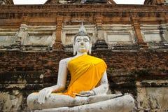 Buddha is big Stock Image