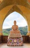 Buddha bild Arkivbild
