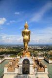 Buddha bild Arkivfoto