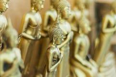 Buddha bild av Thailand Arkivbilder