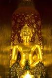 Buddha-Bild bei Wat Pa Dara Phirom, Chiang Mai Thailand stockfoto