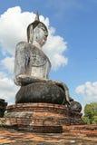 Buddha-Bild-Ruine Lizenzfreie Stockbilder