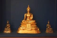 buddha bild thailand Royaltyfria Foton