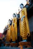 buddha bild thailand Royaltyfri Fotografi