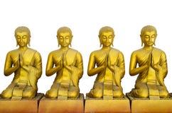 buddha bild thailand Fotografering för Bildbyråer