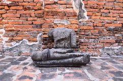 buddha bild thailand Arkivbilder