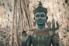Buddha-Bild und Ort der Religionskunst Lizenzfreie Stockfotografie