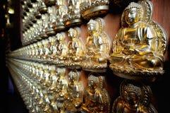 Buddha-Bild von Thailand Stockbild