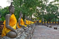 Buddha-Bilder Stockfotos