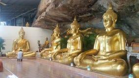 Buddha-Bilder stockbild