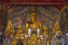 Doi Suthep buddhistischer Tempel - Chiang Mai Stockbild