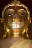 buddha bildsitting Royaltyfri Bild