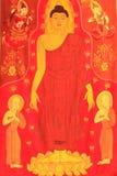 Buddha biografi: Gudinna av jorden Royaltyfri Illustrationer