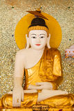 Buddha Birma. Obraz Stock