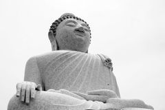 Buddha blanco imagenes de archivo
