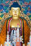Buddha, Bodhgaya, Indien. Lizenzfreie Stockfotografie