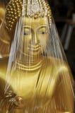 Buddha Body Face Wrap Royalty Free Stock Photo