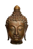 Buddha in bronze Royalty Free Stock Photo