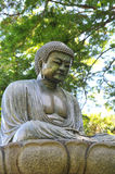 Buddha Bronze Fotografia Stock