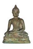 Buddha bronze Stock Image