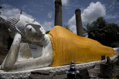 Buddha budda statua w Tajlandia Zdjęcia Royalty Free