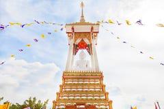 Buddha, Buddha branco Imagens de Stock Royalty Free