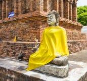 ฺbuddha. Buddha created to give people the faith and piety Stock Photography