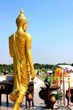 Buddha at Buddhamontol royalty free stock photos