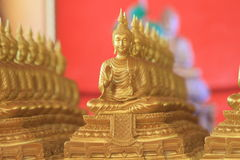 Buddha. Rūpa is the Sanskrit and Pali term used in Buddhism for statues or models of the Royalty Free Stock Photos