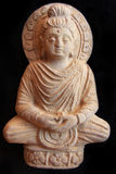 Buddha and Buddhism. Buddhism /ˈbudɪzəm/ is a nontheistic religion or (Sanskrit: dharma; Pali : dhamma), that encompasses a variety of traditions, beliefs and Royalty Free Stock Photos