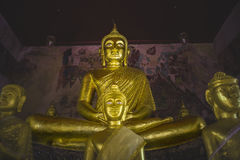 Buddha. Buddhism prayer welcome to thailand royalty free stock photo