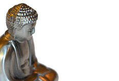 Buddha / Buddhist concept with open space Royalty Free Stock Photos