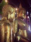 Buddha of Buddhist devotion. AYUTTHAYA,THAILAND-NOVEMBER 24, 2018 : Buddha of Buddhist devotion royalty free stock images