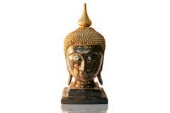 Buddha bust royalty free stock photo