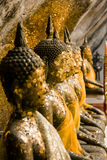 Buddha in cave. Stock Photography