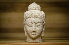 Buddha centered Stock Photography