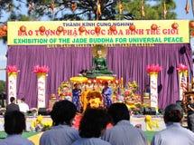 buddha chabet Fotografia Stock