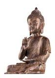 Buddha che dà le conferenze Fotografia Stock